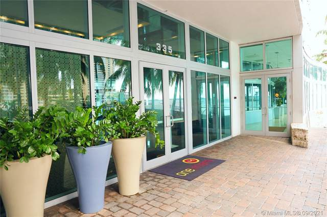 335 S Biscayne Blvd #804, Miami, FL 33131 (MLS #A11100586) :: The Riley Smith Group