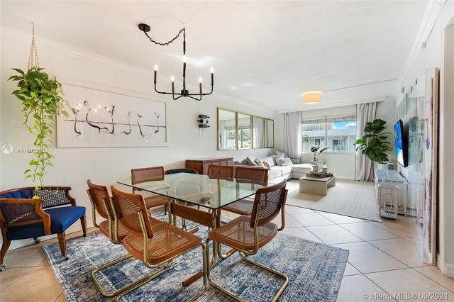 200 Galen Dr #304, Key Biscayne, FL 33149 (MLS #A11100594) :: The Riley Smith Group