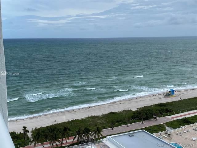 5401 Collins Ave #1516, Miami Beach, FL 33140 (#A11100616) :: Posh Properties