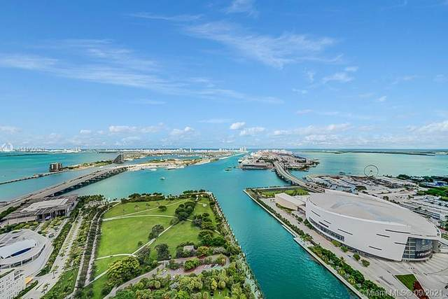 900 Biscayne Blvd #4404, Miami, FL 33132 (MLS #A11100629) :: GK Realty Group LLC