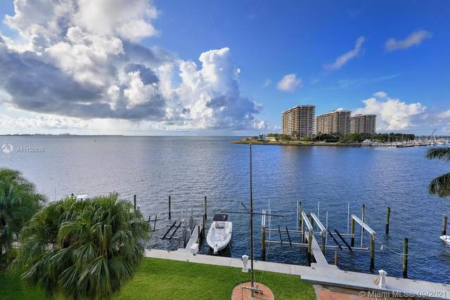 1632 S Bayshore Ct #303, Coconut Grove, FL 33133 (MLS #A11100635) :: The Jack Coden Group