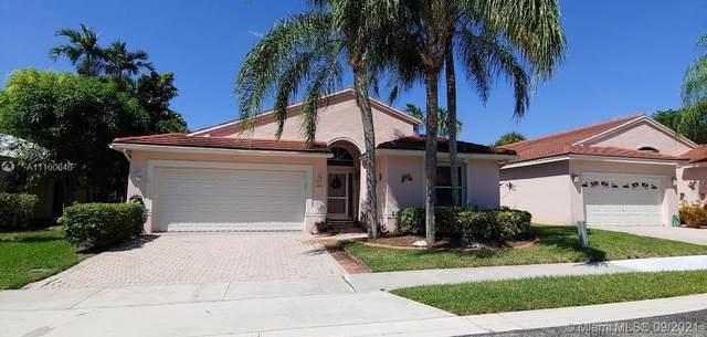 1614 SW 149th Ave, Pembroke Pines, FL 33027 (MLS #A11100646) :: Green Realty Properties