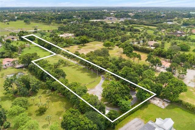 13470 Stirling Rd, Southwest Ranches, FL 33330 (MLS #A11100715) :: Green Realty Properties