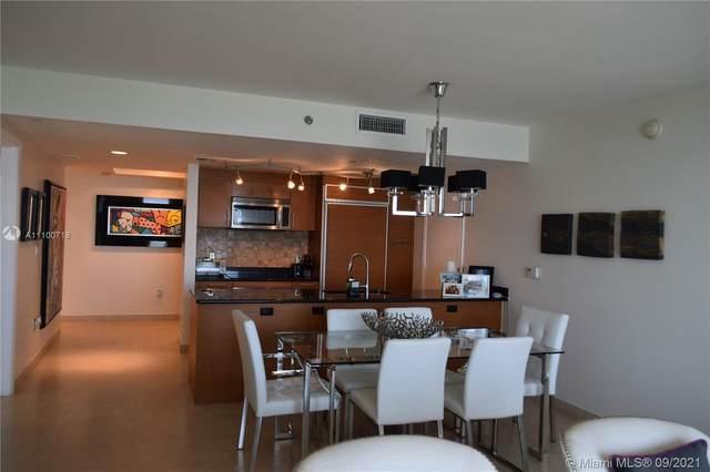 50 Biscayne Blvd #1710, Miami, FL 33132 (MLS #A11100718) :: The Riley Smith Group