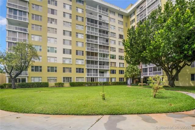 4400 Hillcrest Dr 107A, Hollywood, FL 33021 (MLS #A11100719) :: Castelli Real Estate Services