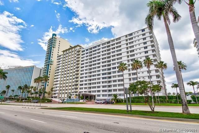 5005 Collins Ave #1425, Miami Beach, FL 33140 (MLS #A11100731) :: GK Realty Group LLC