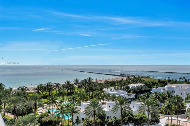 50 S Pointe Dr #1104, Miami Beach, FL 33139 (MLS #A11100742) :: Berkshire Hathaway HomeServices EWM Realty