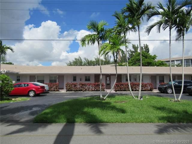 700 Layne Blvd #124, Hallandale Beach, FL 33009 (MLS #A11100760) :: Green Realty Properties