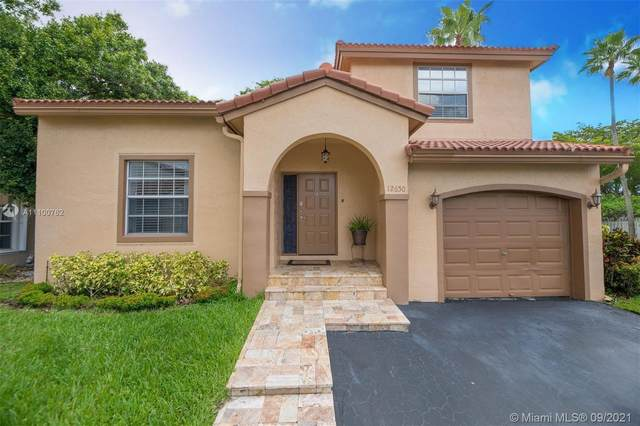 12650 NW 12th Ct, Sunrise, FL 33323 (MLS #A11100762) :: THE BANNON GROUP at RE/MAX CONSULTANTS REALTY I