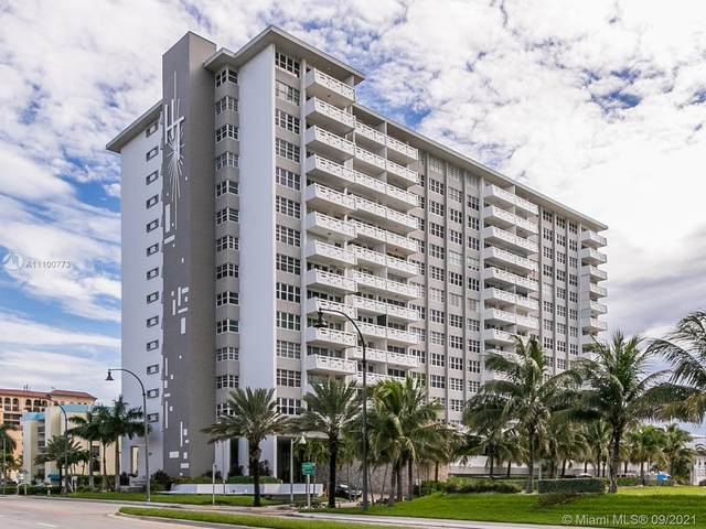 3111 N Ocean Drive #302, Hollywood, FL 33020 (MLS #A11100773) :: Douglas Elliman
