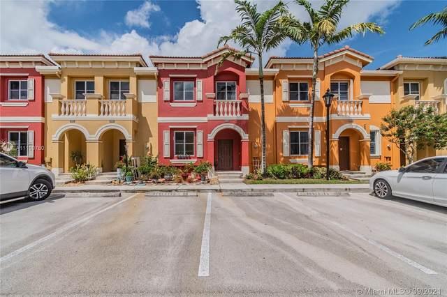 8907 SW 18th St #8907, Miramar, FL 33025 (MLS #A11100780) :: United Realty Group
