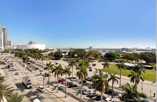 253 NE 2nd St #1106, Miami, FL 33132 (MLS #A11100801) :: GK Realty Group LLC