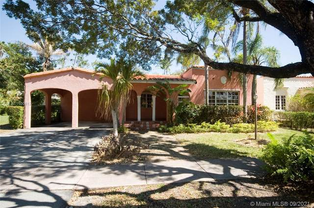 831 Pizarro St, Coral Gables, FL 33134 (MLS #A11100812) :: Podium Realty Group Inc
