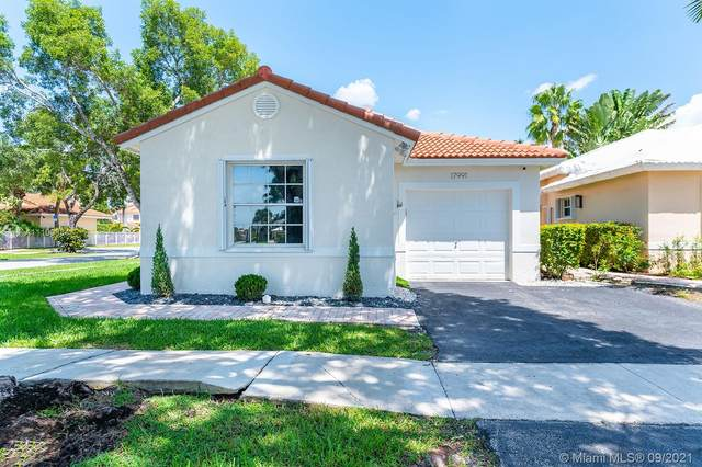 17991 SW 11th Ct, Pembroke Pines, FL 33029 (MLS #A11100834) :: CENTURY 21 World Connection