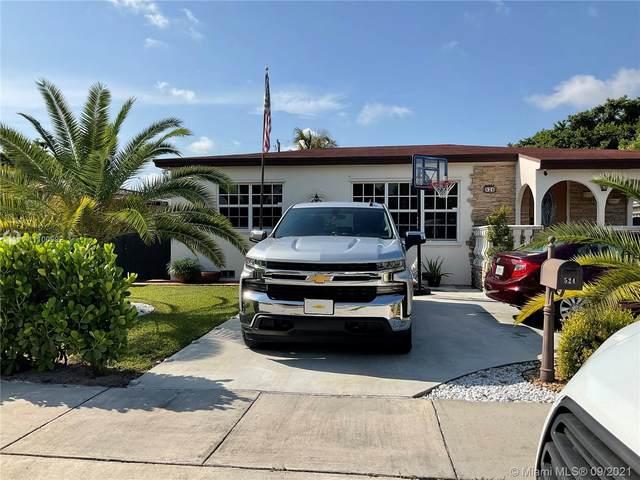 524 E 30th St, Hialeah, FL 33013 (MLS #A11100992) :: Green Realty Properties