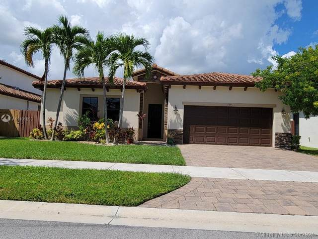 154 SE 35th Ave, Homestead, FL 33033 (MLS #A11101053) :: Berkshire Hathaway HomeServices EWM Realty