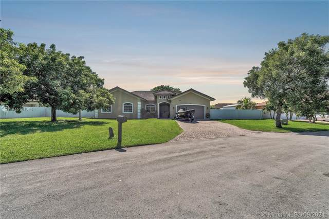 27633 SW 153rd Ct, Homestead, FL 33032 (MLS #A11101063) :: Onepath Realty - The Luis Andrew Group