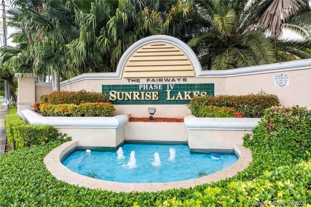 2941 N Nob Hill Rd #210, Sunrise, FL 33322 (MLS #A11101126) :: United Realty Group