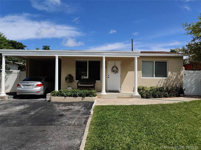 5170 N Andrews Ave, Oakland Park, FL 33309 (MLS #A11101131) :: The Rose Harris Group