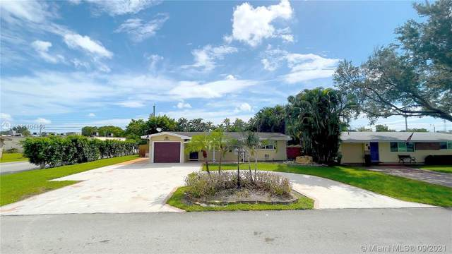 1021 NW 81st Ave, Pembroke Pines, FL 33024 (MLS #A11101153) :: The Pearl Realty Group