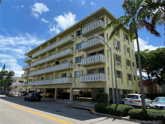 851 Meridian Ave #55, Miami Beach, FL 33139 (MLS #A11101162) :: Podium Realty Group Inc