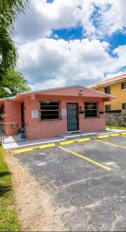 3423 NW 22nd Ave, Miami, FL 33142 (MLS #A11101178) :: Green Realty Properties