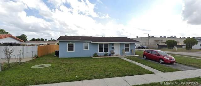 Miami Gardens, FL 33055 :: Podium Realty Group Inc