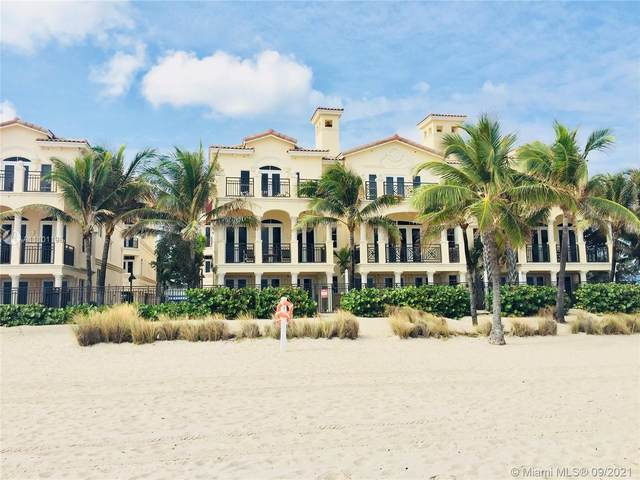 4320 E El Mar Dr #201, Lauderdale By The Sea, FL 33308 (MLS #A11101198) :: Castelli Real Estate Services