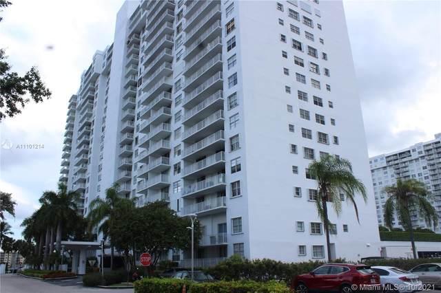 2851 NE 183rd St 1706E, Aventura, FL 33160 (MLS #A11101214) :: Castelli Real Estate Services