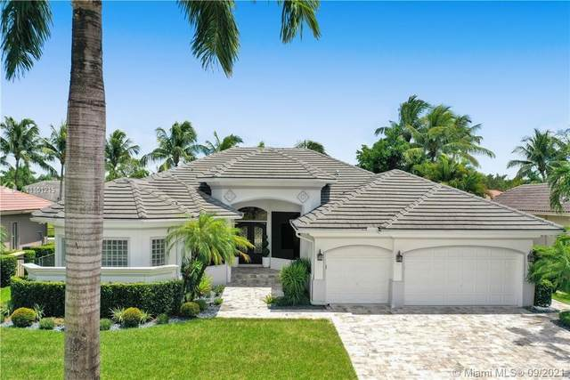 10920 Hawks Vista, Plantation, FL 33324 (MLS #A11101215) :: The Pearl Realty Group