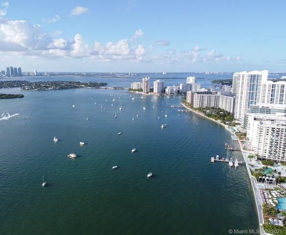 1200 West Ave #525, Miami Beach, FL 33139 (MLS #A11101225) :: The MPH Team