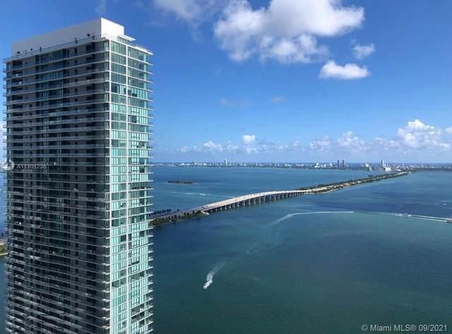 480 NE 31st St #3501, Miami, FL 33137 (MLS #A11101238) :: Berkshire Hathaway HomeServices EWM Realty