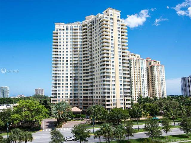 19501 W Country Club Dr #2014, Aventura, FL 33180 (MLS #A11101285) :: United Realty Group