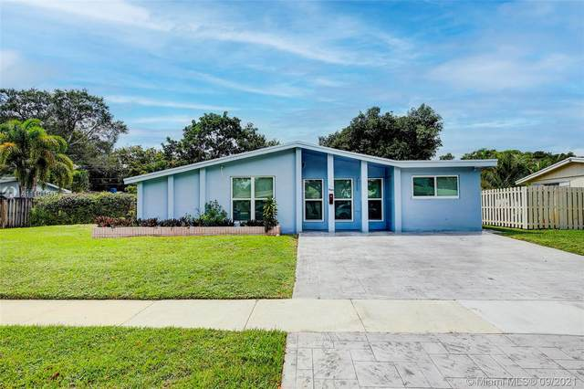 5025 SW 91st Ave, Cooper City, FL 33328 (MLS #A11101316) :: United Realty Group