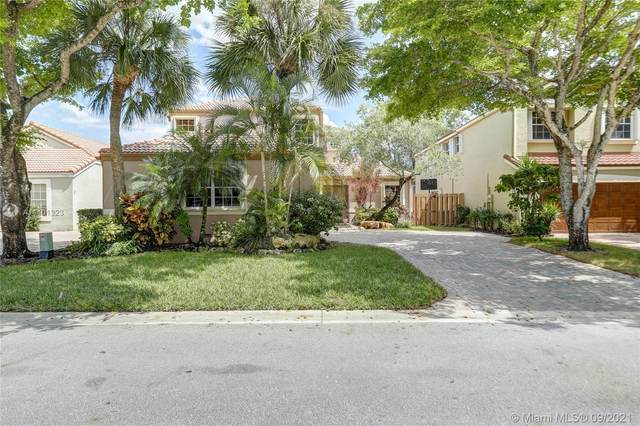 7680 NW 61st Ter, Parkland, FL 33067 (MLS #A11101323) :: Re/Max PowerPro Realty