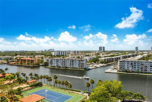 301 174th St #1209, Sunny Isles Beach, FL 33160 (MLS #A11101351) :: United Realty Group