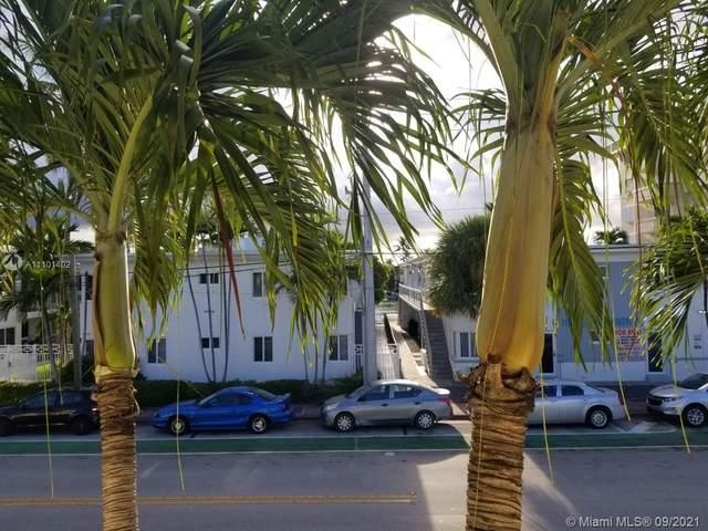 8345 Byron Ave #3, Miami Beach, FL 33141 (MLS #A11101402) :: Berkshire Hathaway HomeServices EWM Realty