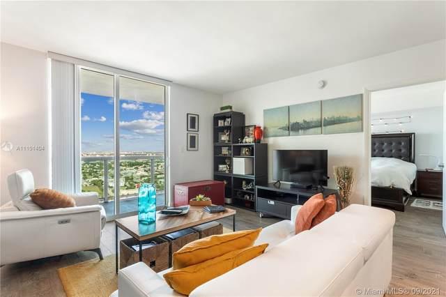 1800 N Bayshore Dr #3806, Miami, FL 33132 (MLS #A11101404) :: Green Realty Properties