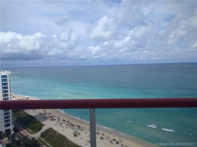 6767 Collins Ave #2009, Miami Beach, FL 33141 (MLS #A11101406) :: United Realty Group