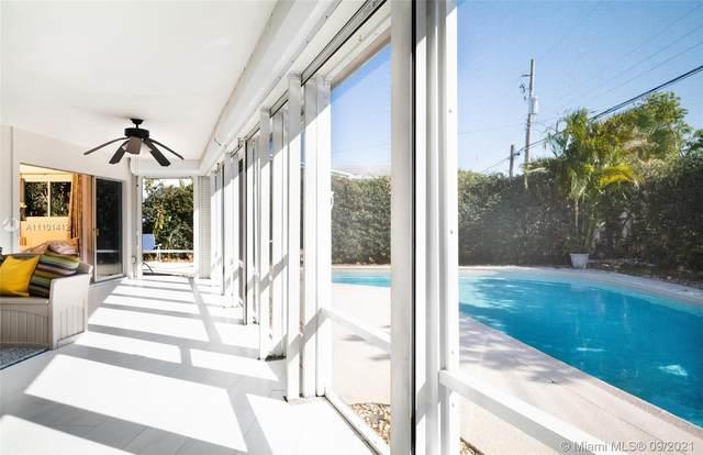 5111 NE 15th Ave, Fort Lauderdale, FL 33334 (MLS #A11101412) :: Berkshire Hathaway HomeServices EWM Realty