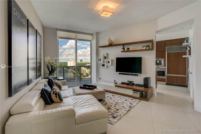 15811 Collins Ave #1005, Sunny Isles Beach, FL 33160 (MLS #A11101426) :: Berkshire Hathaway HomeServices EWM Realty