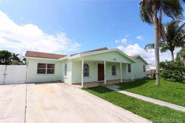 14270 SW 287th St, Homestead, FL 33033 (MLS #A11101433) :: Podium Realty Group Inc