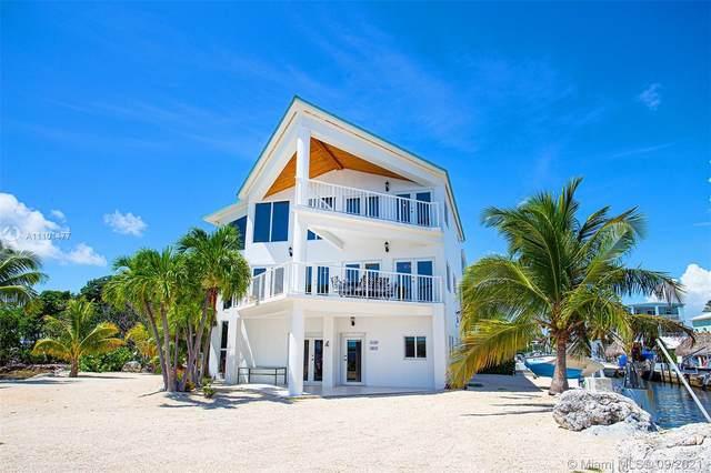 601 Cuda Ln, Key Largo, FL 33037 (MLS #A11101477) :: Castelli Real Estate Services