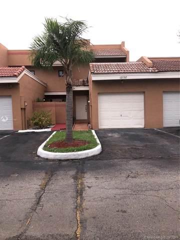 12057 S Las Palmas Dr #12057, Pembroke Pines, FL 33025 (MLS #A11101481) :: Rivas Vargas Group