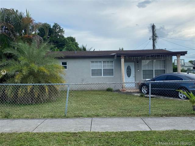 2980 NW 159th St, Miami Gardens, FL 33054 (MLS #A11101494) :: All Florida Home Team