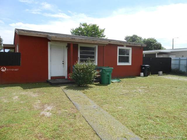 12725 NW 17th Pl, Miami, FL 33167 (MLS #A11101497) :: Douglas Elliman