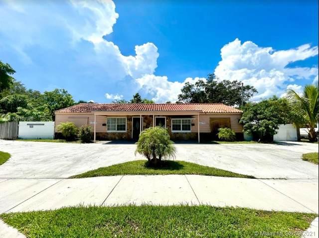 13240 NE 16th Ave, North Miami, FL 33161 (MLS #A11101520) :: Re/Max PowerPro Realty
