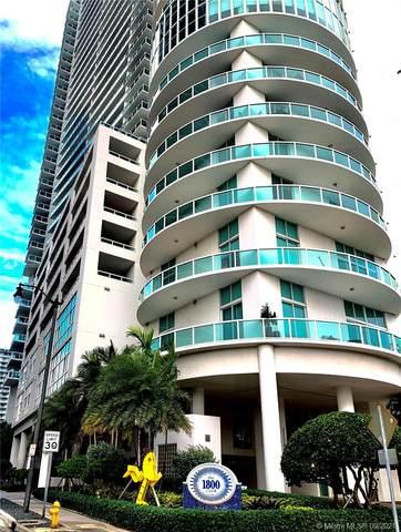 1800 N Bayshore Dr #2704, Miami, FL 33132 (MLS #A11101603) :: The Rose Harris Group