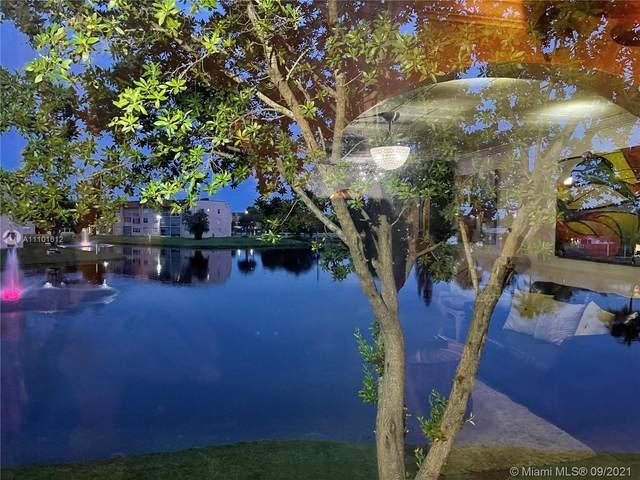 9440 Sunrise Lakes Blvd #211, Sunrise, FL 33322 (MLS #A11101612) :: United Realty Group