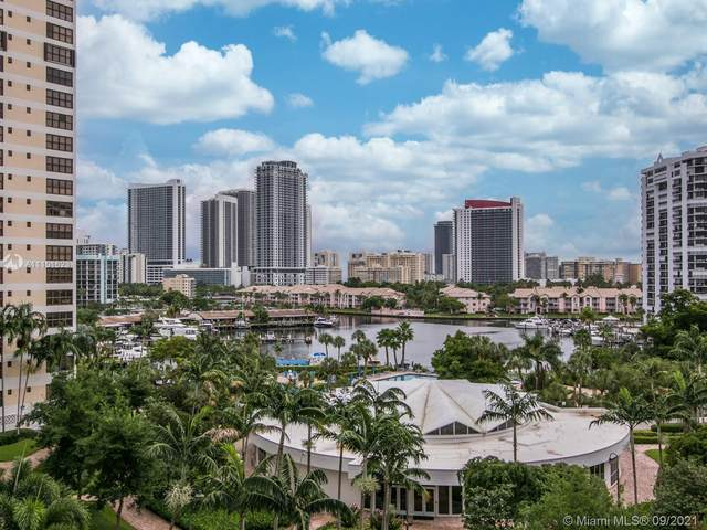 600 Three Islands Blvd #621, Hallandale Beach, FL 33009 (MLS #A11101623) :: Castelli Real Estate Services